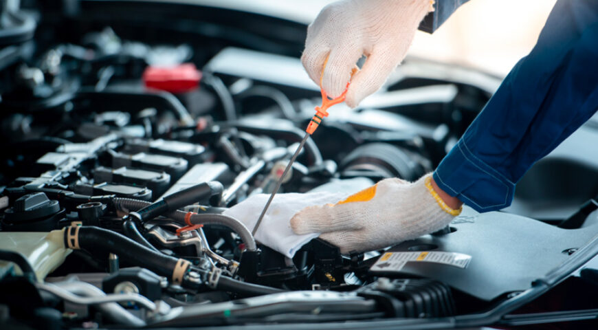 Mechanical Repairs On Cars And Trucks