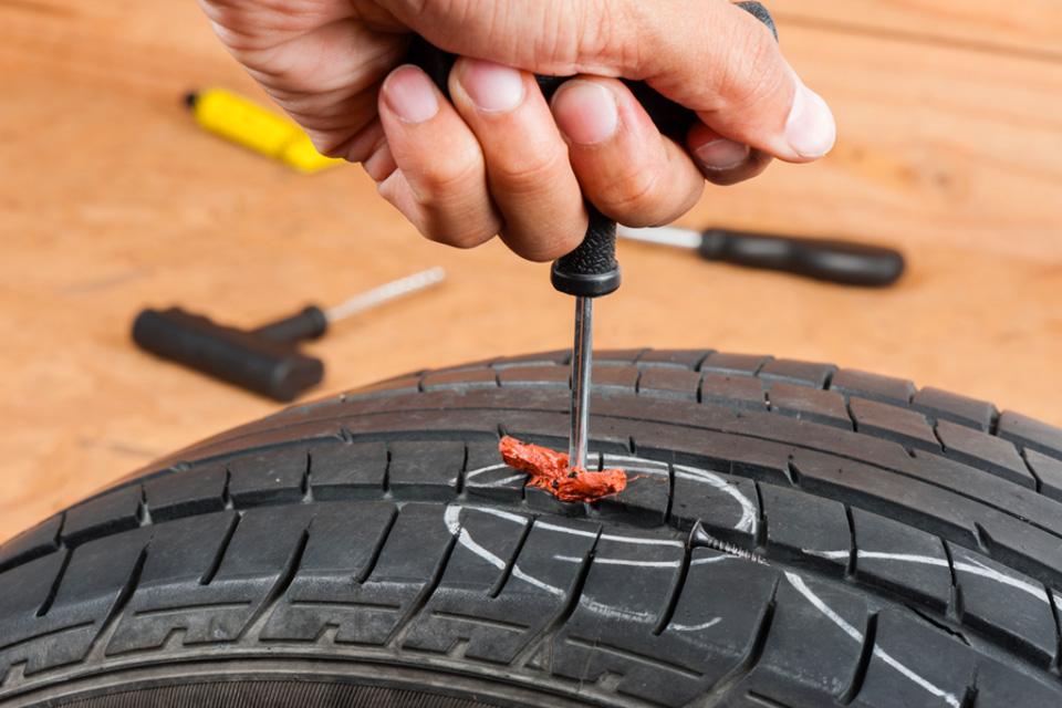 Major Puncture Repairs